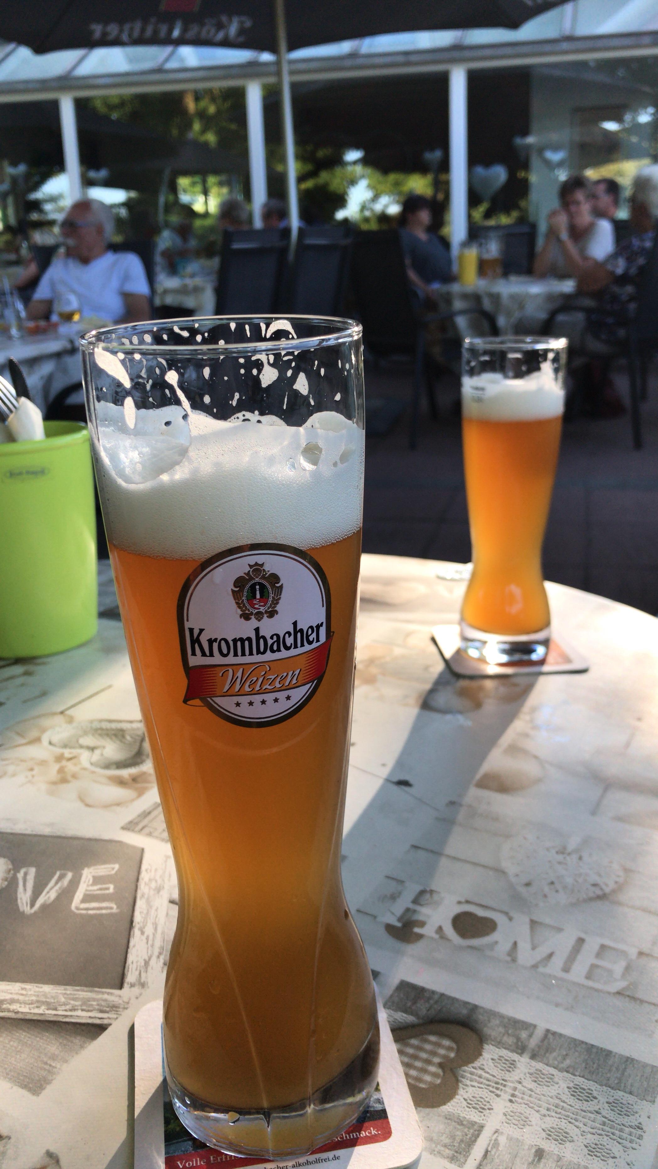 15 juli, naar Münster, een oude bekende